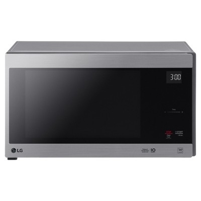 LG 1.5 cu ft Smart Inverter Countertop Microwave - Stainless Steel
