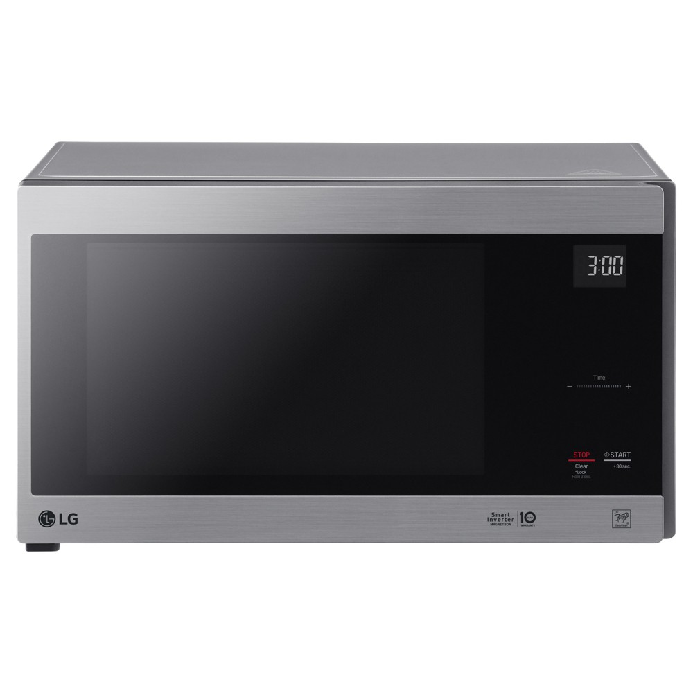 LG LMC1575ST NeoChef Countertop Microwave Oven 1.5 Cu. Ft. Stainless Steel/Black New