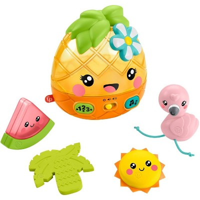 Fisher-Price Paradise Pals Magical Lights & Tunes Pineapple