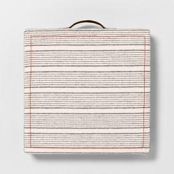 Stadium Cushion Gray Stripe - Hearth & Hand™ with Magnolia