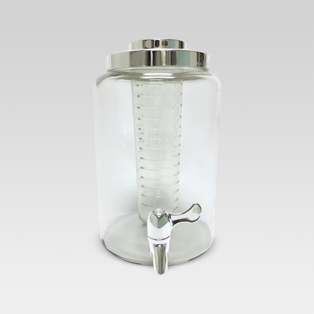 Image of 7L Glass Beverage Dispenser with Infuser - Threshold