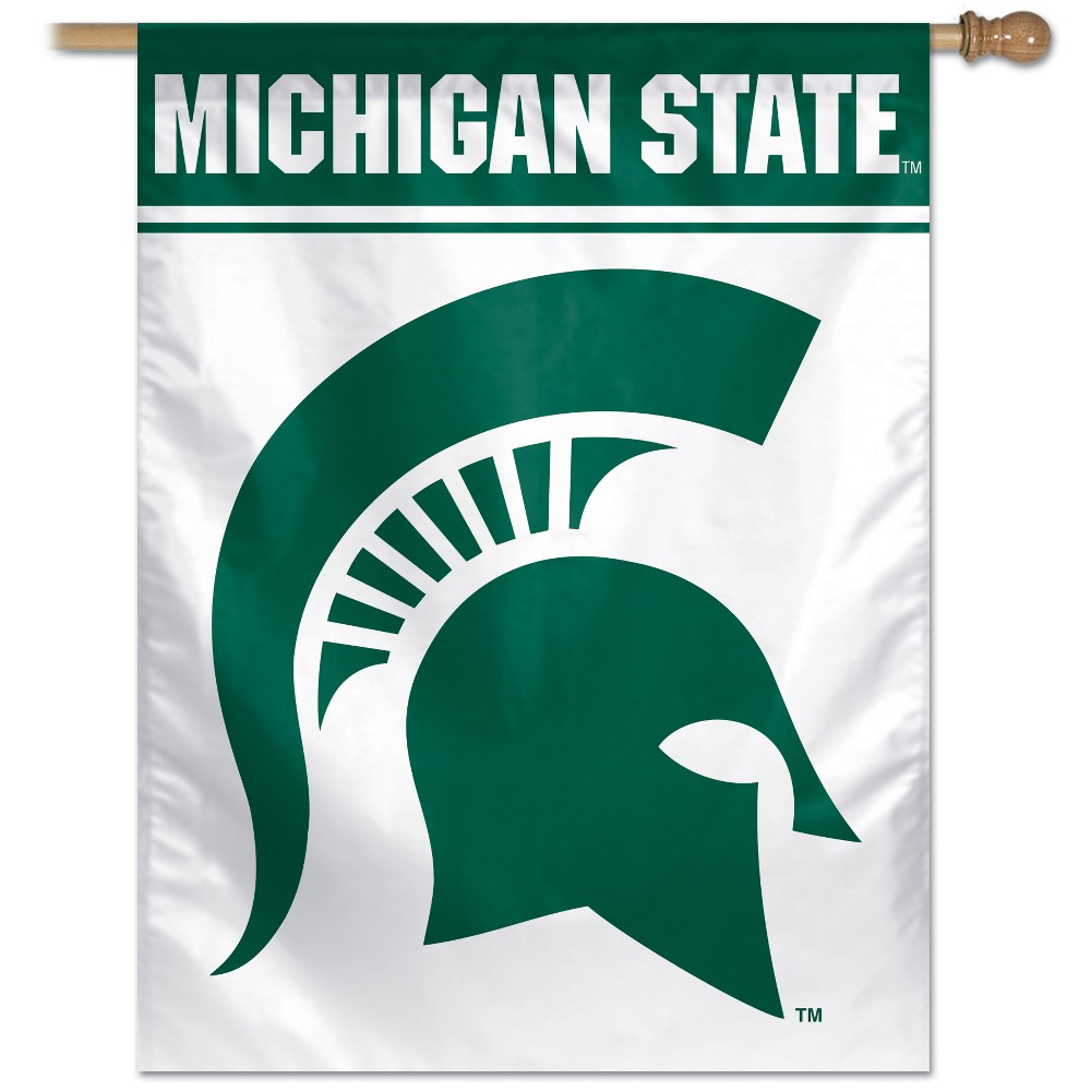 NCAA Michigan State Spartans Wall Sign