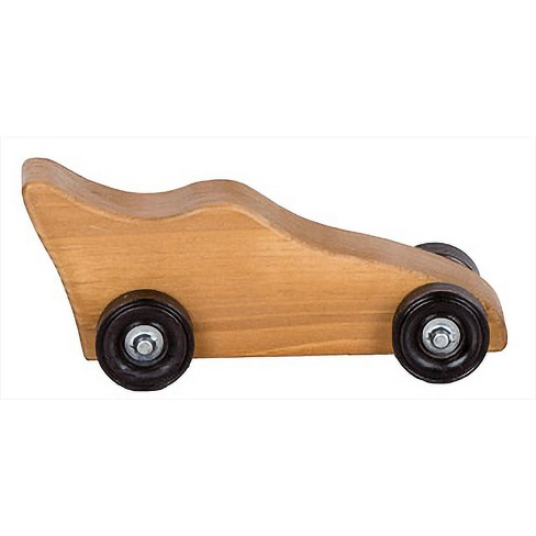 Remley Kids Wooden Toy Race Cars - image 1 of 4