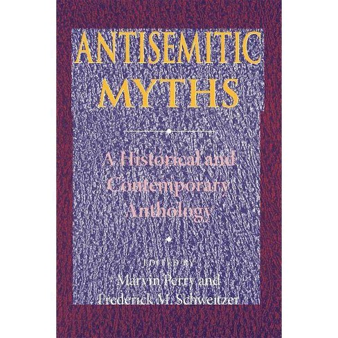 Antisemitic Myths - (Paperback) - image 1 of 1