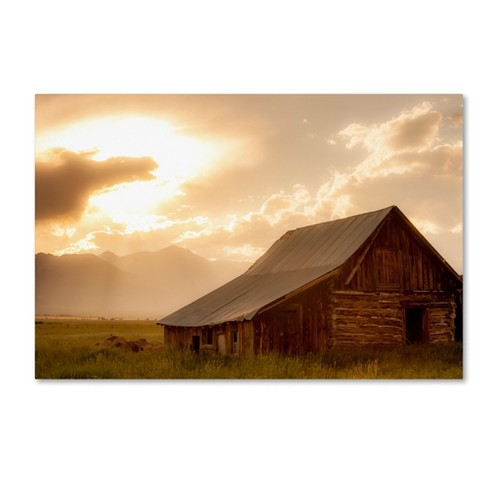 'Mountain Home' by Dan Ballard Ready to Hang Canvas Wall Art - image 1 of 3