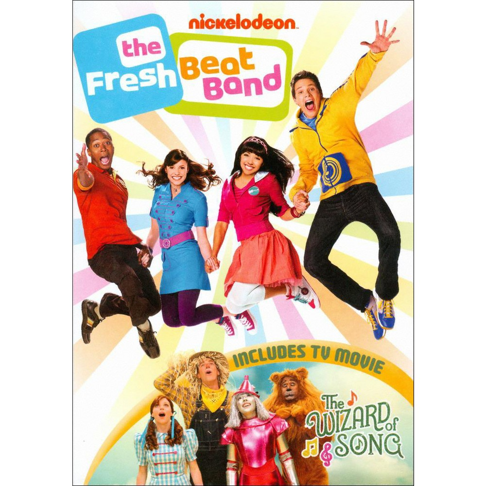 Fresh Beat Band: The Wizard of Song (DVD) Price