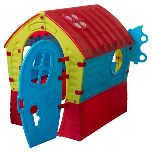 TP Toys Dream House - Red, Blue, Green - image 1 of 1