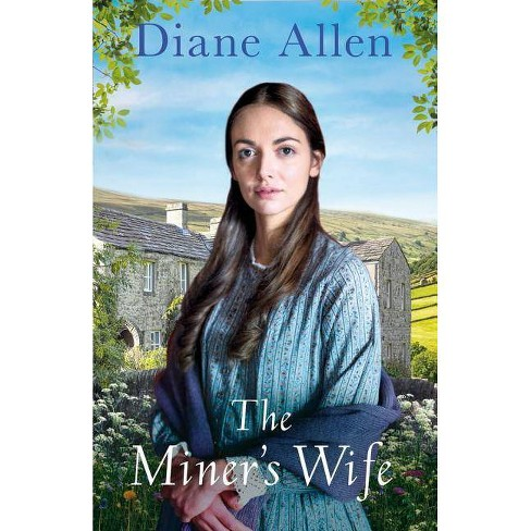 The Lead Miner's Wife - Large Print by  Diane Allen (Hardcover) - image 1 of 1