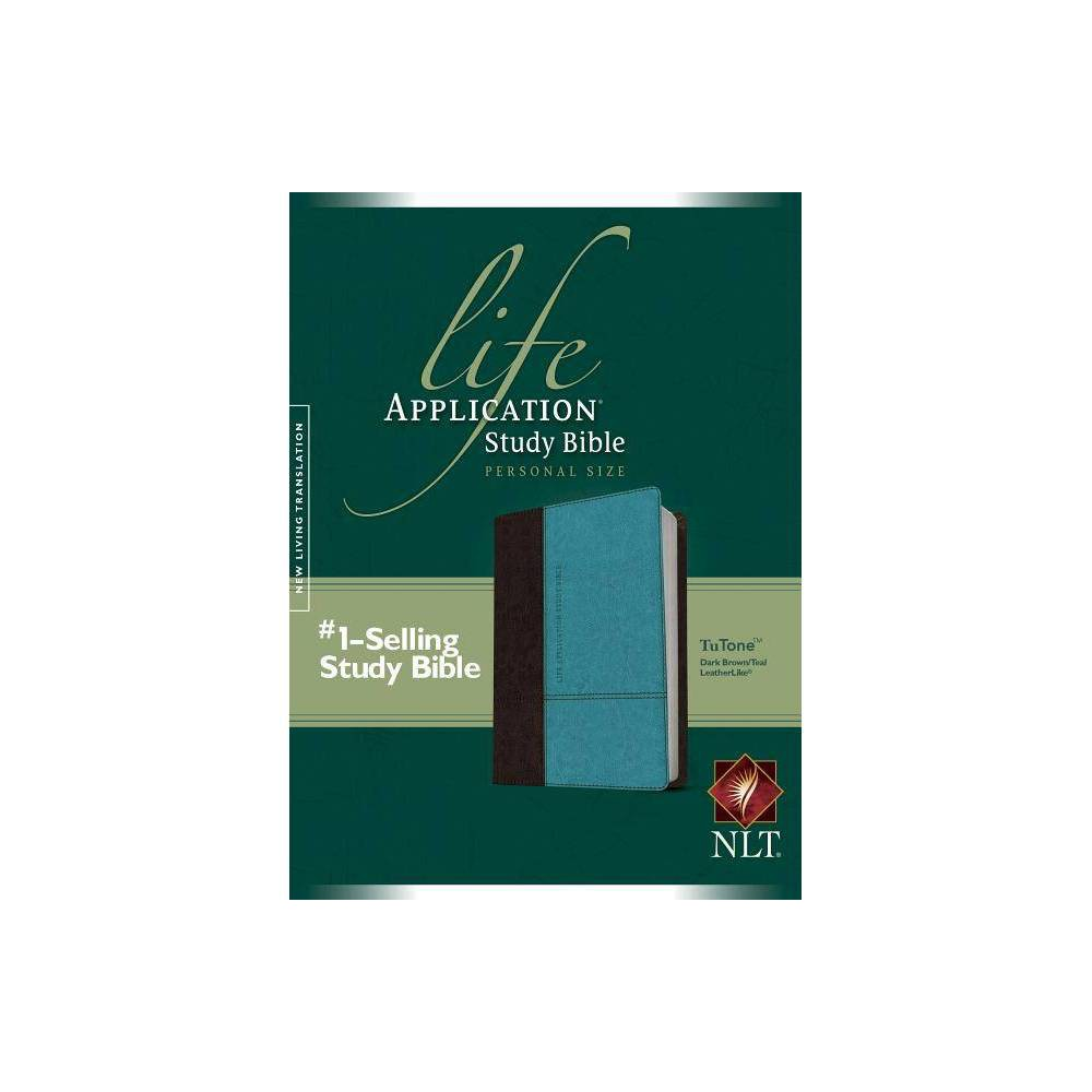 Life Application Study Bible Nlt Personal Size Leather Bound
