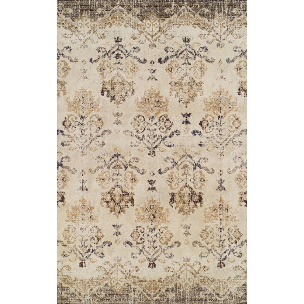 "Image of ""3'3""""X5'3"""" Chocolate Solid Woven Accent Rug - Addison Rugs"""