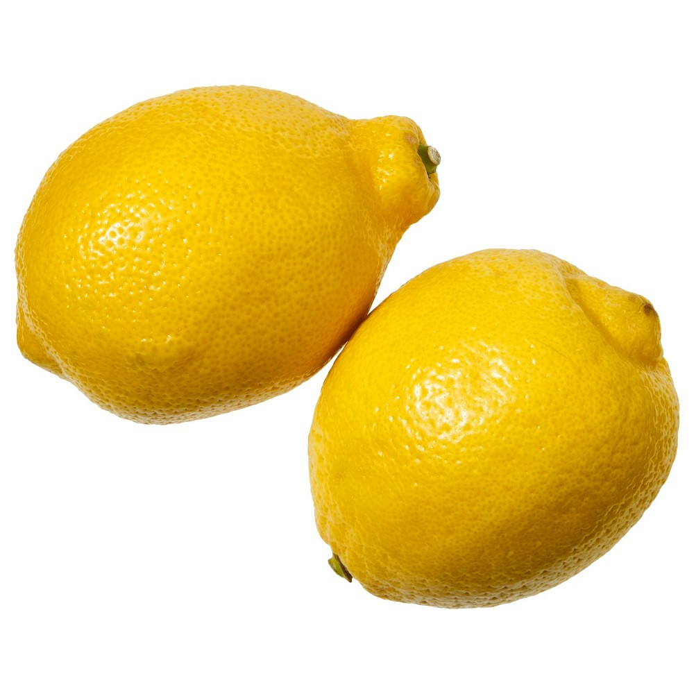 Lemon - Each, fruit