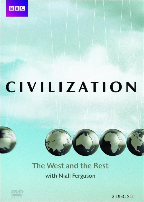 Civilization:West/Rest niall ferguson (DVD) - image 1 of 1