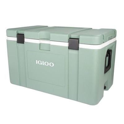 Igloo Mission 124qt Hard Sided Portable Cooler - Sea Glass