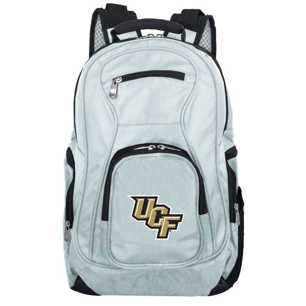 NCAA UCF Knights Gray Premium Laptop Bag