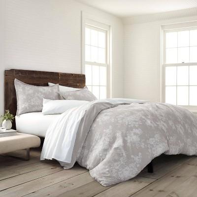 EcoPure® Comfort Wash Sienna Linen Comforter Set