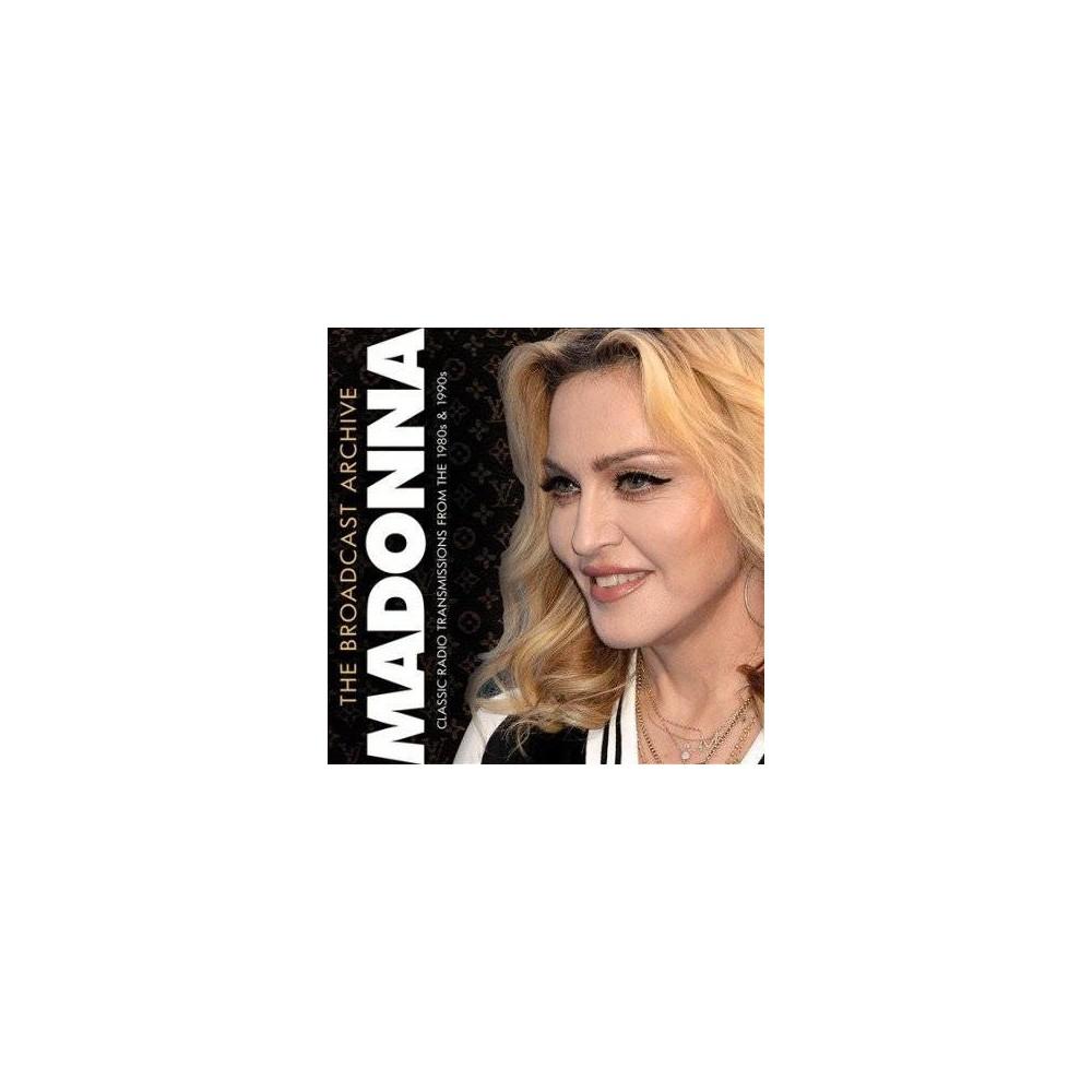 Madonna - Broadcast Archive (CD)