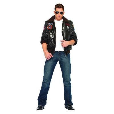 Adult Top Gun Jacket Halloween Costume