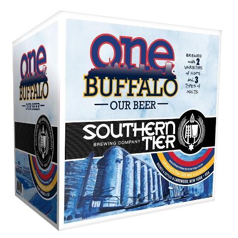 Southern Tier One Buffalo Blonde Ale Beer - 12pk/12 fl oz Bottles - image 1 of 1