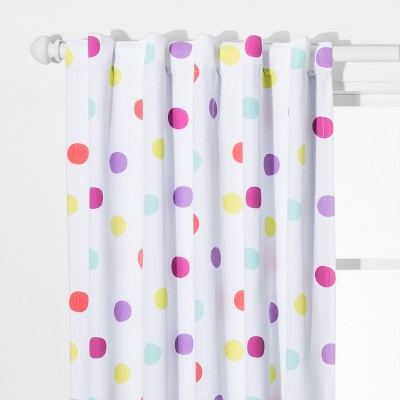 Dot Blackout Curtain Panel - Pillowfort™