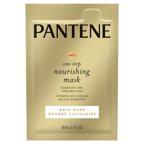 Pantene Pro-V One Step Nourishing Mask Hair Mask - 1.7 fl oz - image 1 of 3