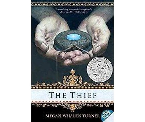 Thief (Reissue) (Paperback) (Megan Whalen Turner) - image 1 of 1