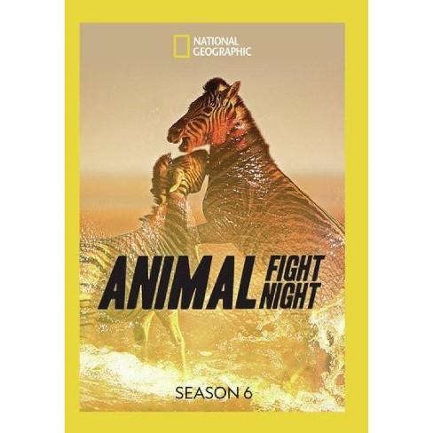 National Geographic: Animal Fight Night Season 6 (DVD) - image 1 of 1