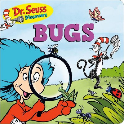 Dr. Seuss Discovers: Bugs - (Board Book)
