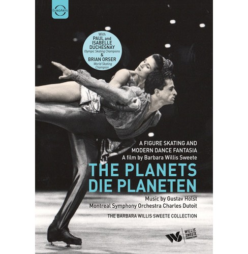 Planets:Figure Skating And Modern Dan (DVD) - image 1 of 1