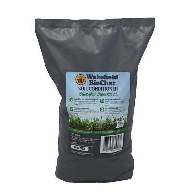 Wakefield 1 Pound Premium Biochar Organic Pine Garden Soil Conditioner Amendment