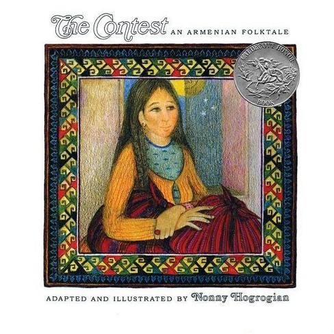 The Contest - by  Nonny Hogrogian (Hardcover) - image 1 of 1