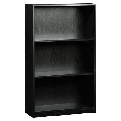 3 Shelf Bookcase Black Room Essentials Target Inventory
