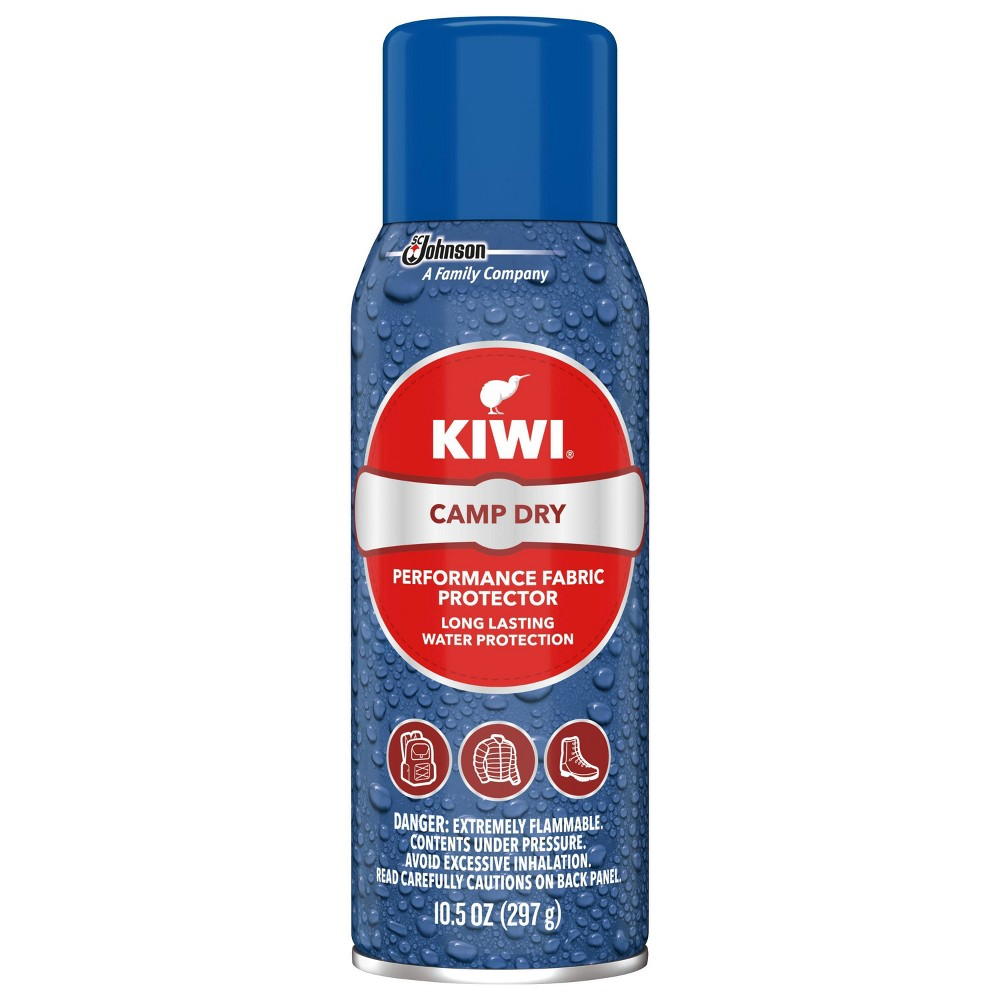 Image of KIWI Camp Dry Fabric Protector 10.5oz, Adult Unisex, Clear