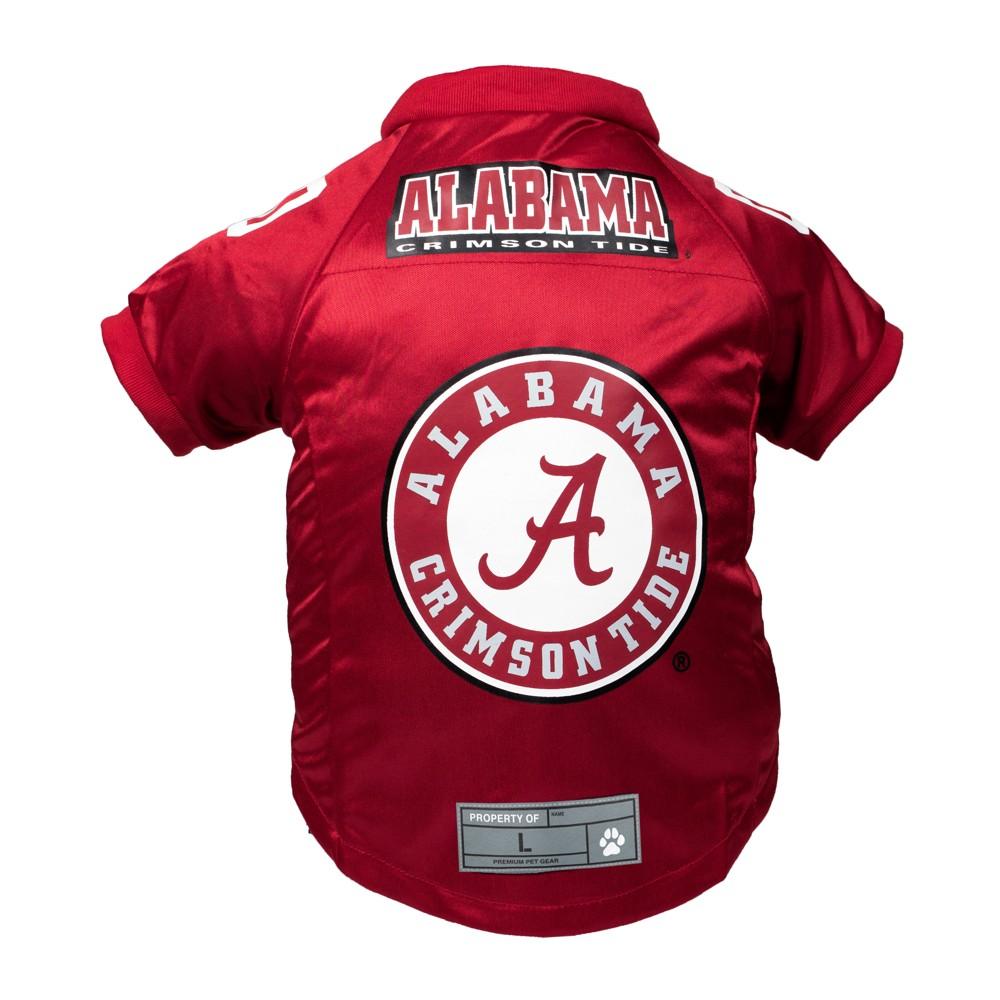 Alabama Crimson Tide Little Earth Premium Pet Football Jersey - XL
