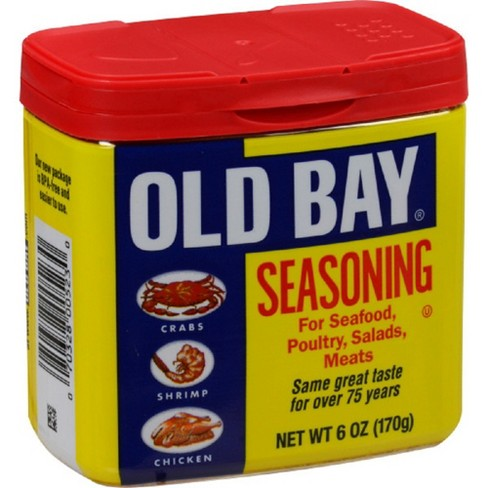 McCormick Old Bay Seasoning - 6oz - image 1 of 4