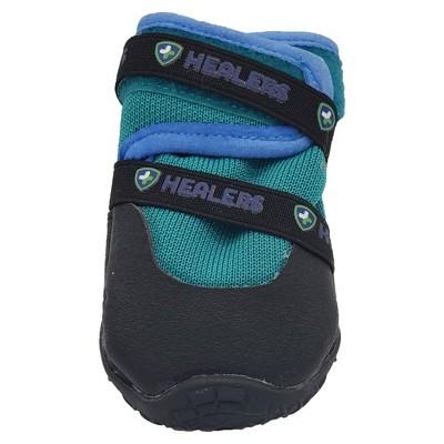 Healers Urban Walker Dog Boots - Teal