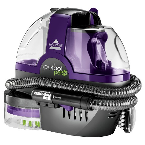Bissell Spotbot Pet Robotic Portable Upholstery And Carpet Cleaner