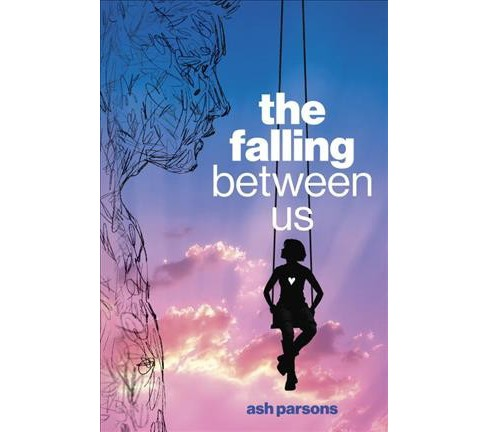 Falling Between Us -  by Ash Parsons (Hardcover) - image 1 of 1