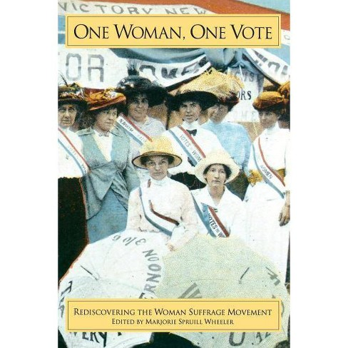 One Woman, One Vote - (Paperback) - image 1 of 1