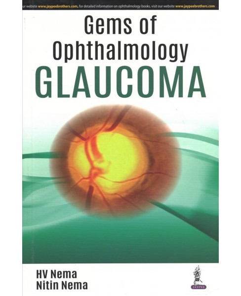 Gems of Ophthalmology-Glaucoma -  (Paperback) - image 1 of 1