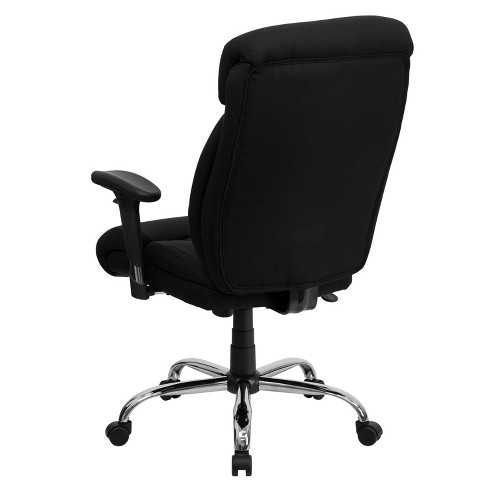 Hercules Series 400 Lb Capacity Big Tall Adjustable Executive Swivel Office Chair Flash Furniture