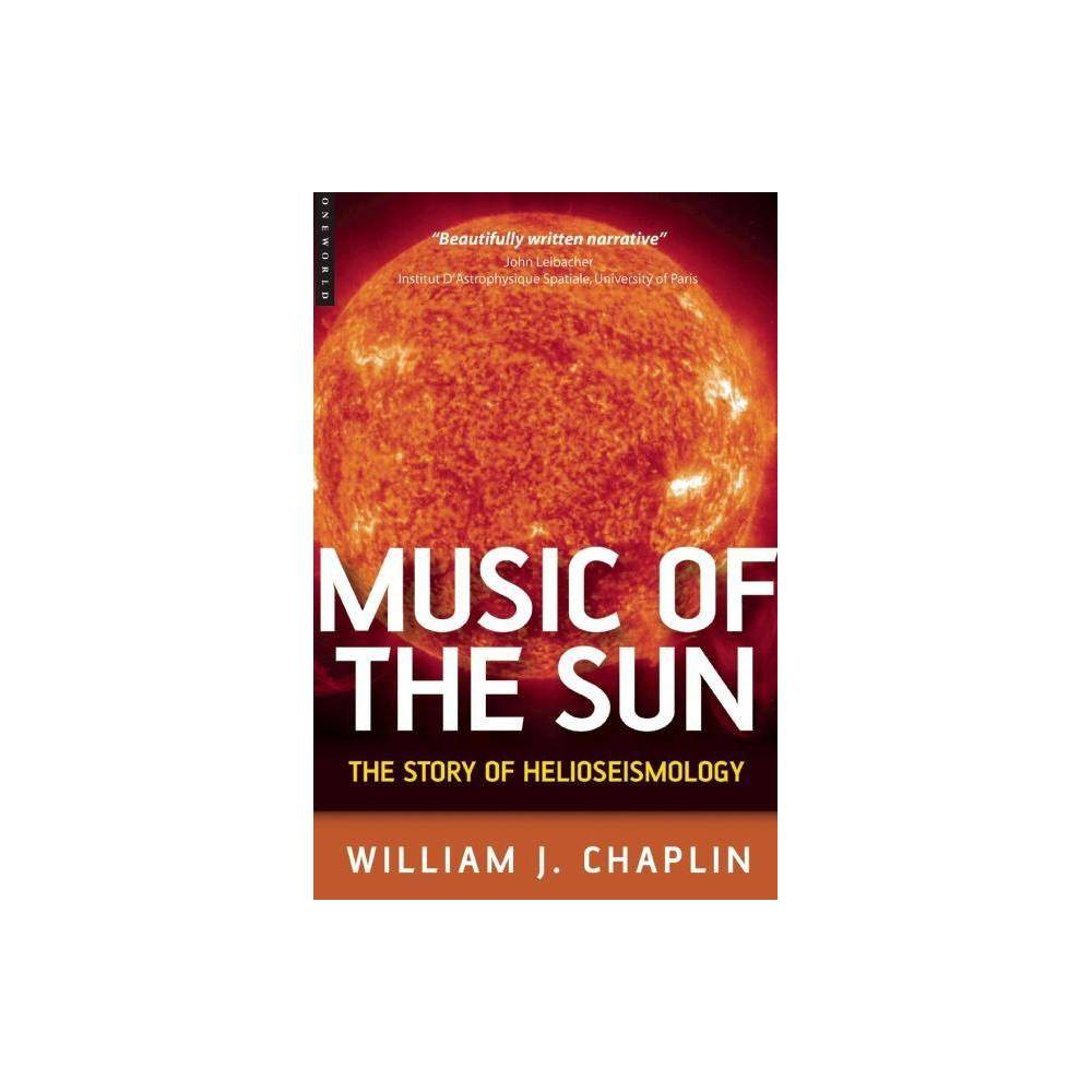 Music Of The Sun By William J Chaplin Hardcover