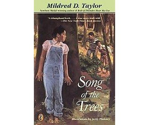 Song of the Trees (Reissue) (Paperback) (Mildred D. Taylor) - image 1 of 1