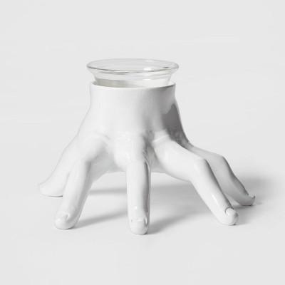 Halloween Votive Candle Holder White - Hyde & EEK! Boutique™