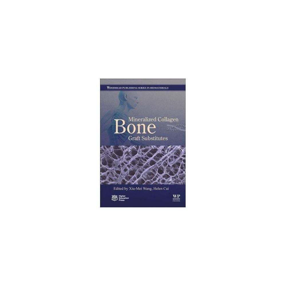 Mineralized Collagen Bone Graft Substitutes - by Xiu-Mei Wang (Paperback)