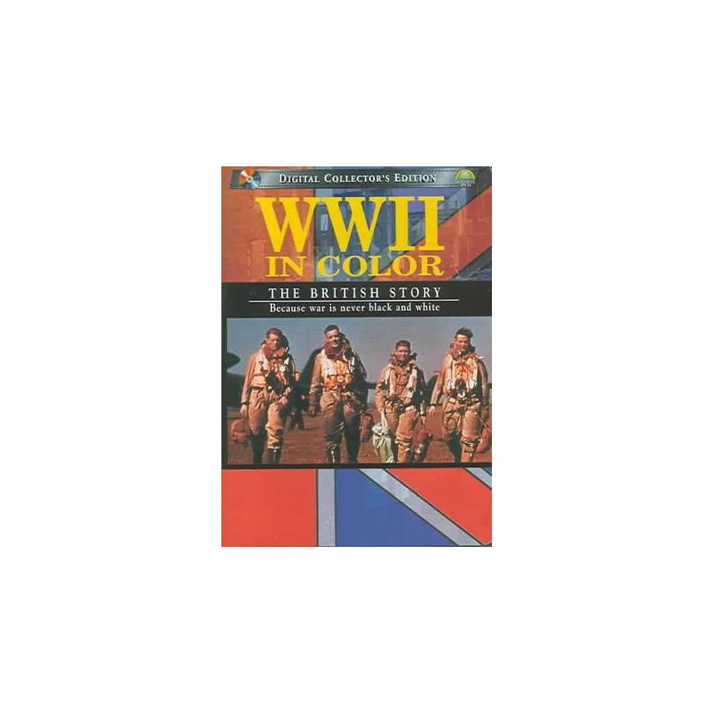 World War Ii In Color:British Story (Dvd)