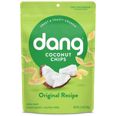 Dang Toasted Coconut Chips - 3.17oz