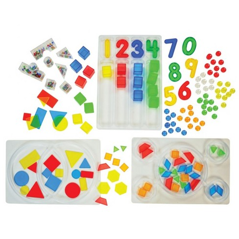 Kaplan Early Learning Light Table Accessory Kit - image 1 of 4