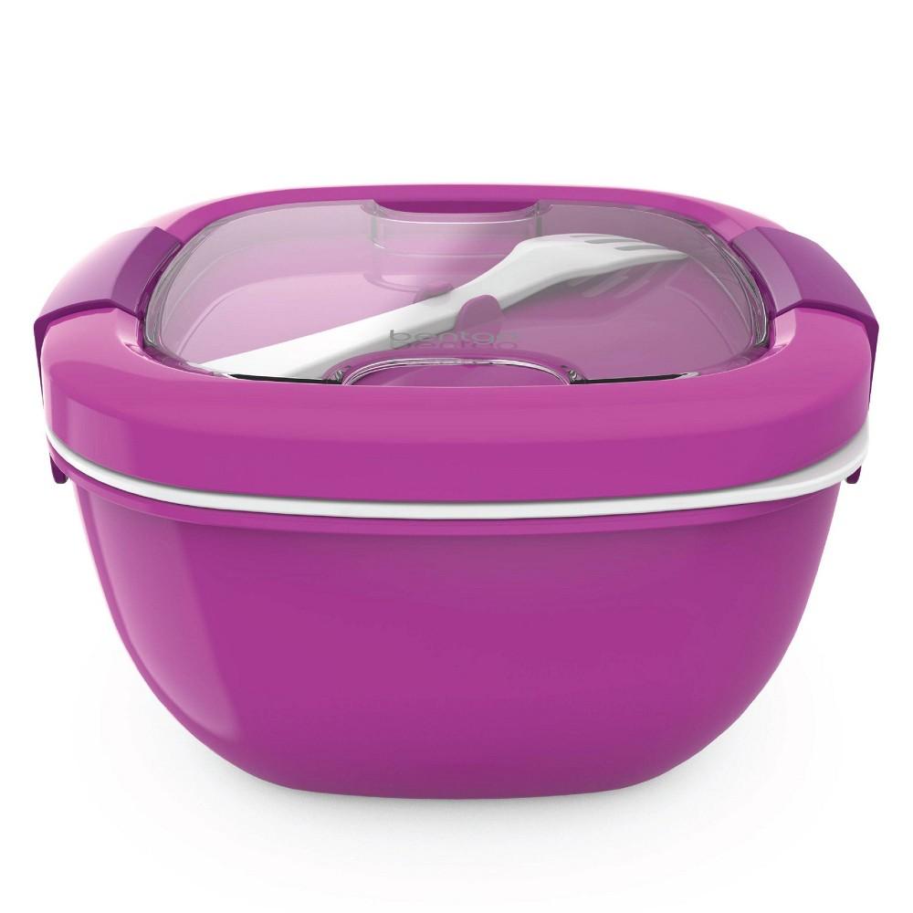 Image of Bentgo Salad Container - Purple