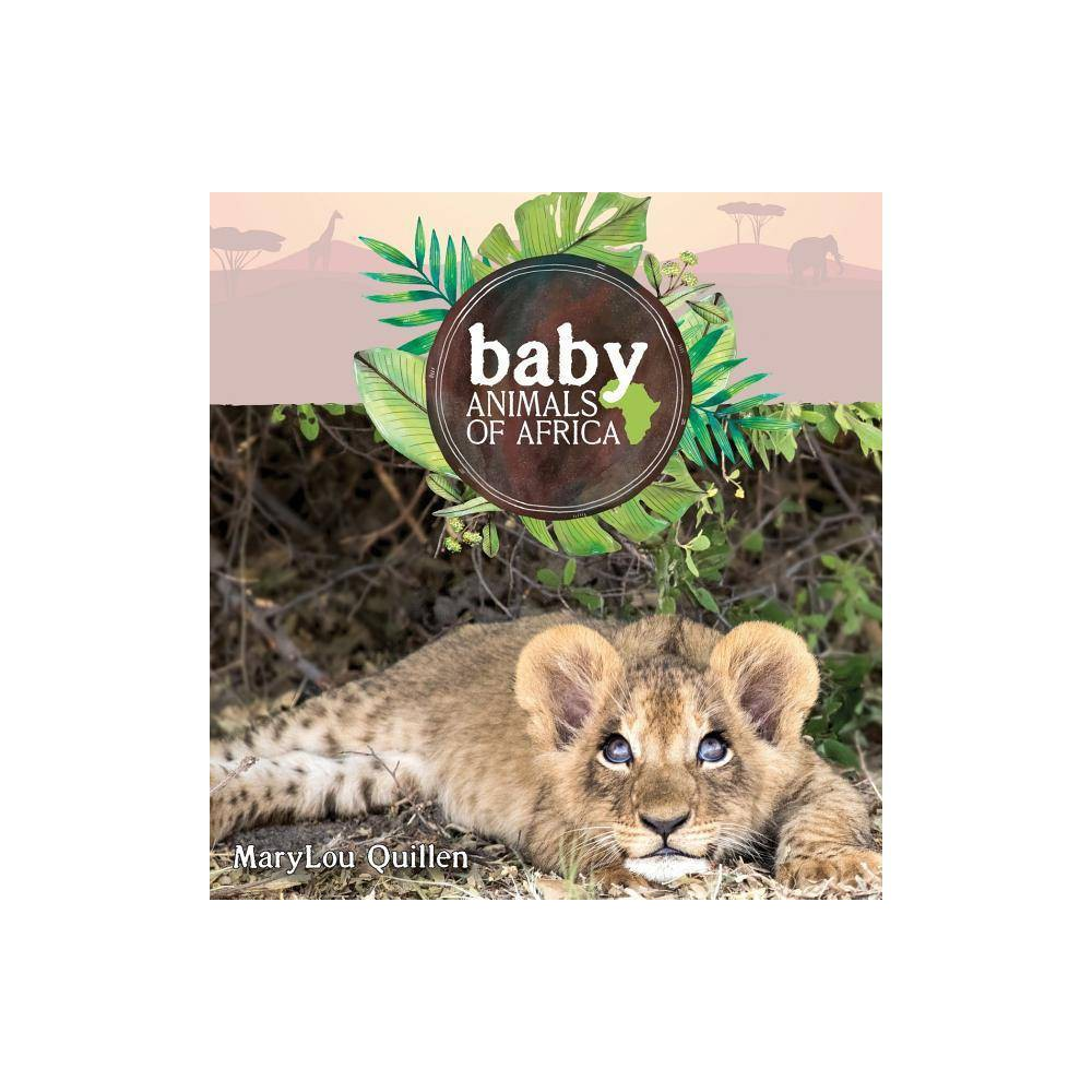 Baby Animals of Africa - (Animals of Our World) by Marylou Quillen (Hardcover) was $21.99 now $11.89 (46.0% off)