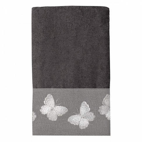 Avanti Yara Hand Towel - Granite Gray - image 1 of 1